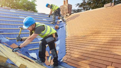 Blue Ladder Roofing